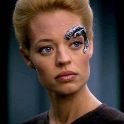 Seven Of Nine Stra Trek